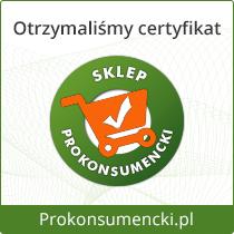 Certyfikat ProKonsumencki Sklep