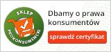 Prokonsumencki - sklep dbający o prawa konsumentów