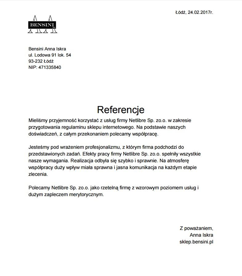 ecc4833b Wzór regulaminu sklepu internetowego zgodny z RODO