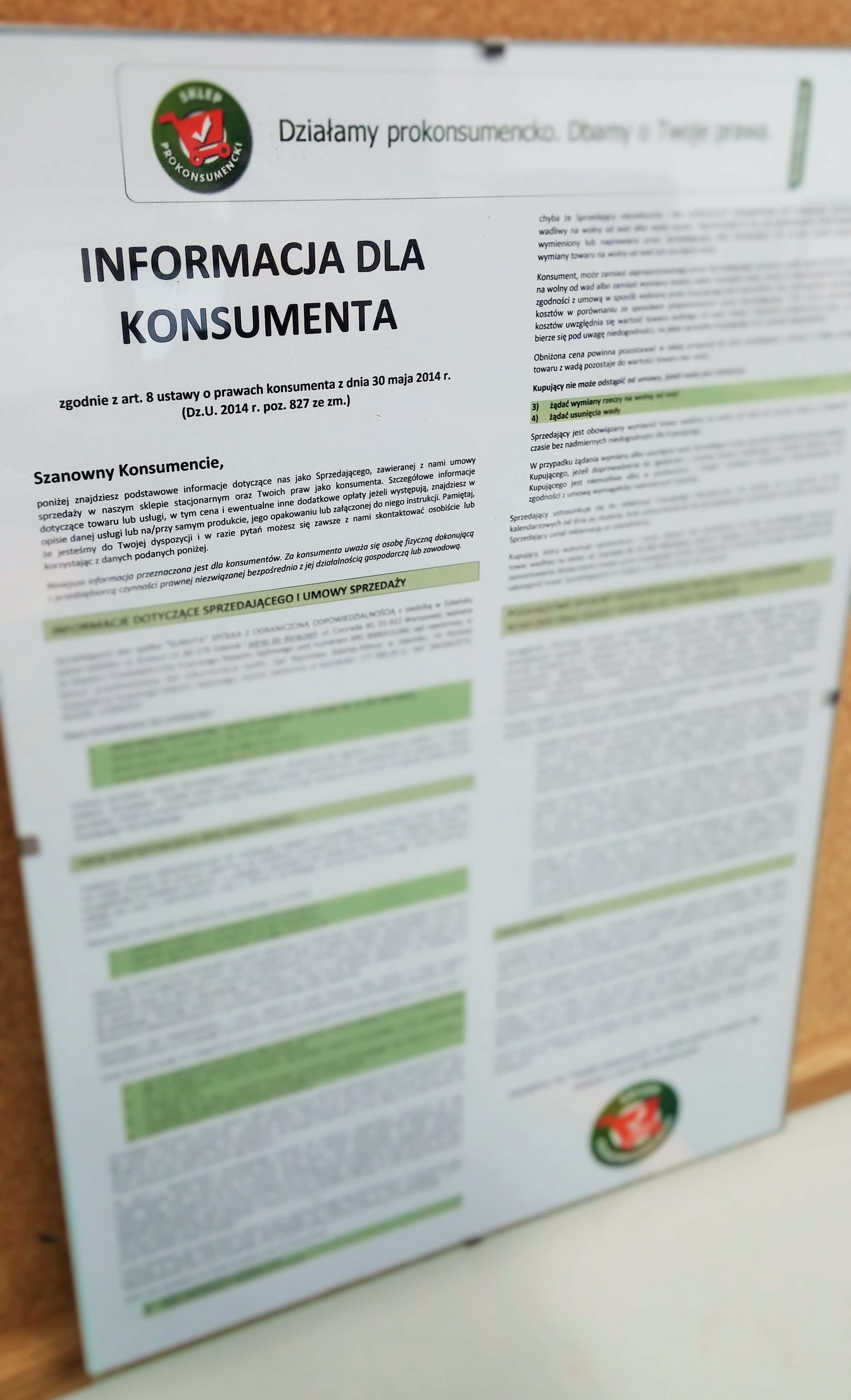 tablica informacyjna sklep stacjonarny (2)