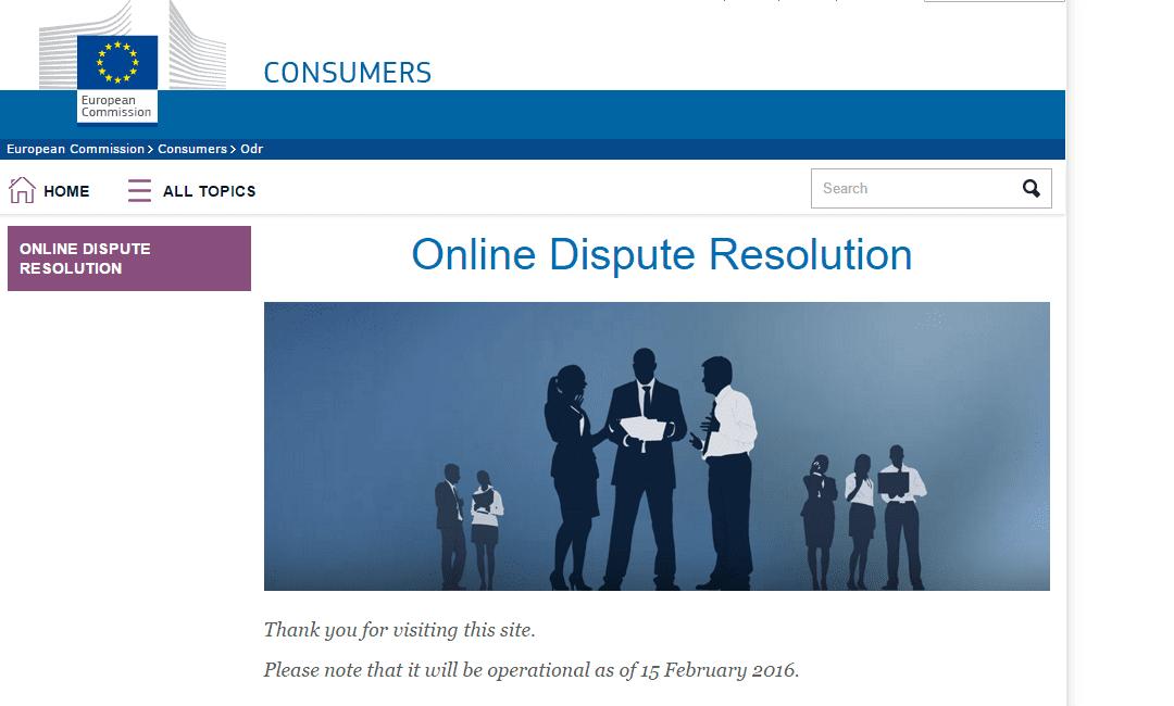 Platforma ODR, czyli nowe obowiązki sprzedawców internetowych