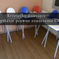 krzesełko dziecięce - oznaczenie CE