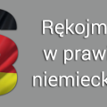 rekojmia w prawie niemieckim