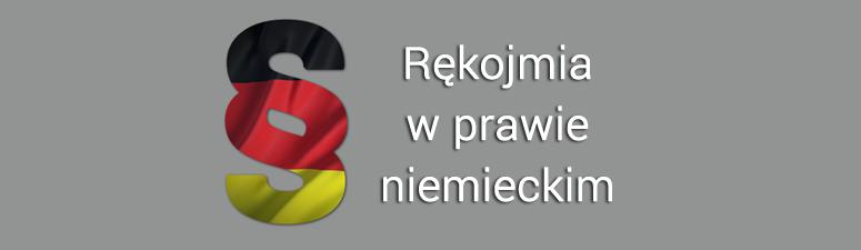Reklamacja towaru przez konsumenta z tytułu rękojmi w Niemczech