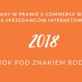 zmiany w prawie ecommerce 2018