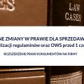 Ustawa o zmianie niektórych ustaw w celu ograniczenia obciążeń regulacyjnych